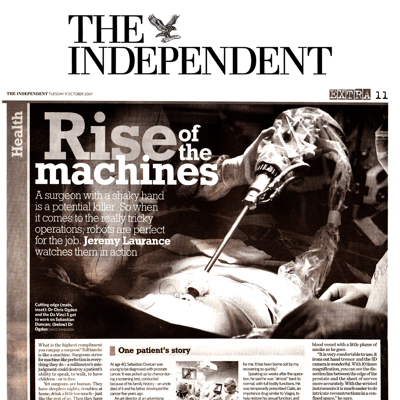 Machines in Surgery - Independent